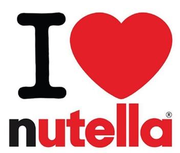 image i love nutella - Amo la nutella