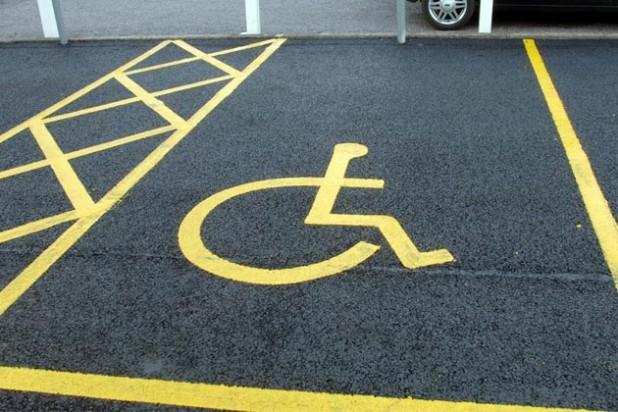 image parcheggio disabili - Il mio parcheggio
