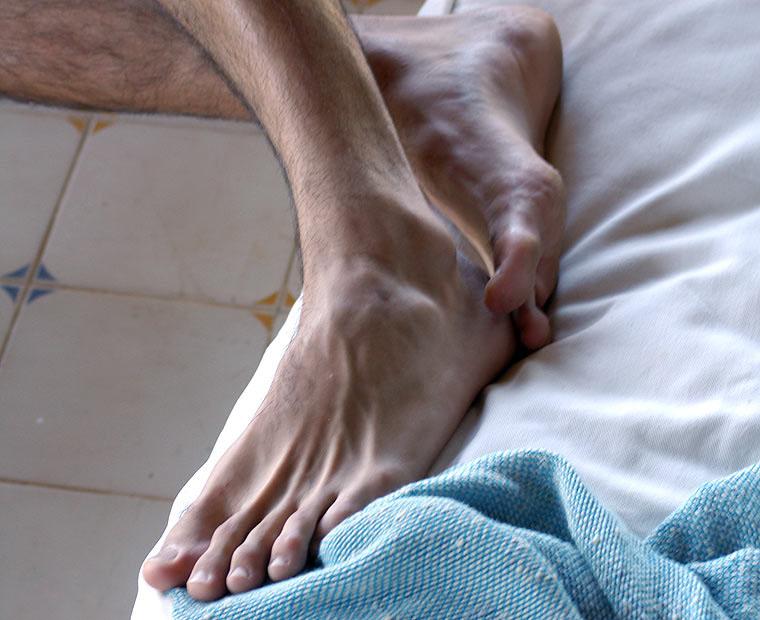 image passione per i piedi maschili - Passione esplosiva per i piedi maschili