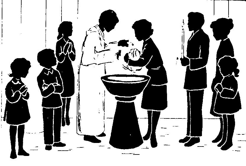 battesimo - Il padrino