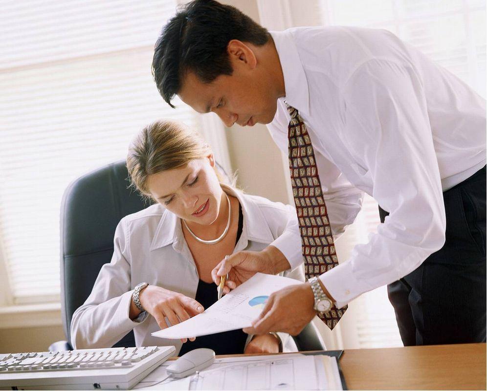 capo e segretaria - Amo il mio capo