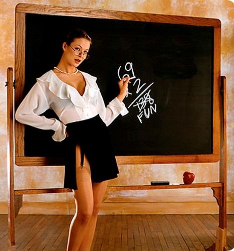 image sexy prof - È iniziato tutto per gioco, e ora...