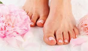 piedi donna - Piedi della mamma della mia ragazza