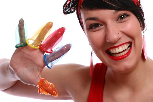preservativo usato nella lavatrice - Preservativo usato nella lavatrice