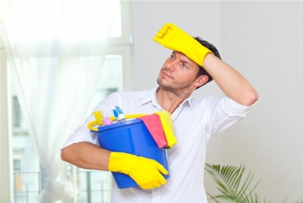 pulisco casa per calmarmi - Pulisco casa per calmarmi