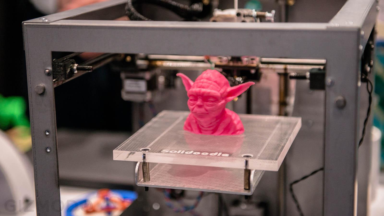 stampante 3d - La stampante 3D